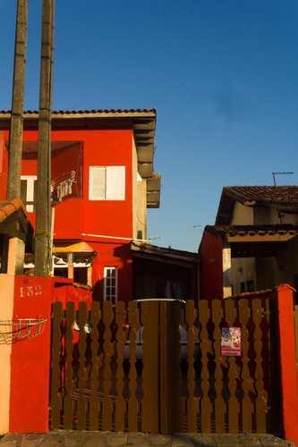 Casa, código 718 em Itanhaém, bairro Jardim Bopiranga