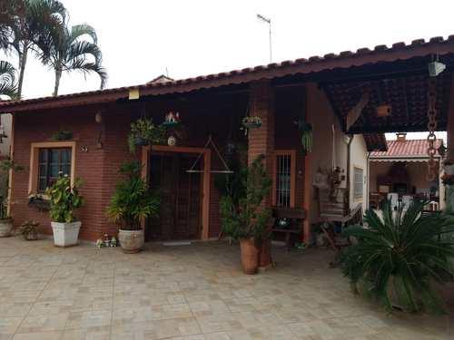 Casa, código 722 em Itanhaém, bairro Cibratel II