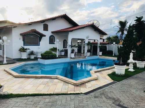 Casa, código 734 em Itanhaém, bairro Jardim Mosteiro