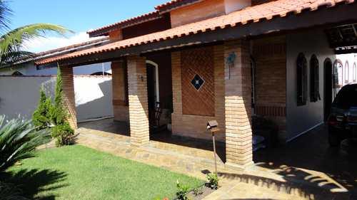 Casa, código 737 em Itanhaém, bairro Cibratel II