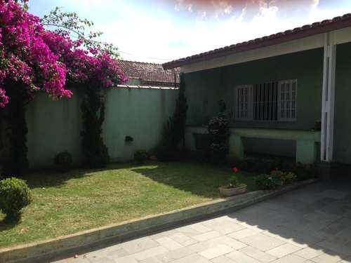 Casa, código 739 em Itanhaém, bairro Balneário Gaivotas