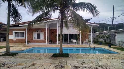Casa, código 743 em Itanhaém, bairro Cibratel I