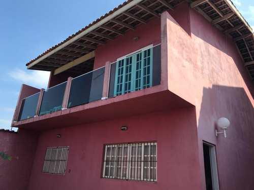 Casa, código 746 em Itanhaém, bairro Suarão