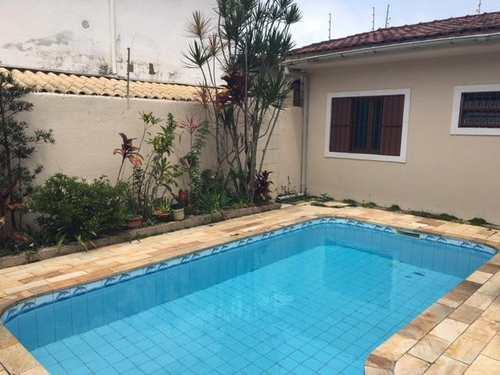Casa, código 753 em Itanhaém, bairro Poço Praia dos Sonhos