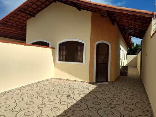 Casa, código 758 em Itanhaém, bairro Nova Itanhaém