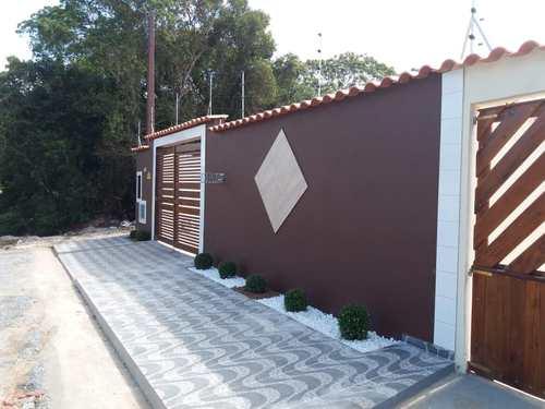 Casa, código 761 em Itanhaém, bairro Jardim das Palmeiras