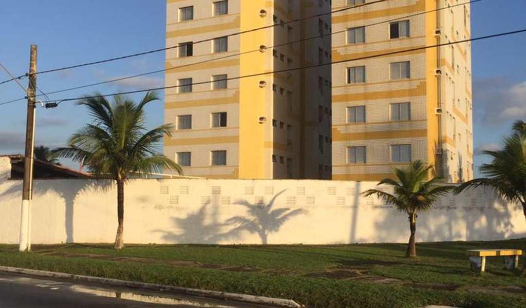 Apartamento em Itanhaém, bairro Balneário Tupy