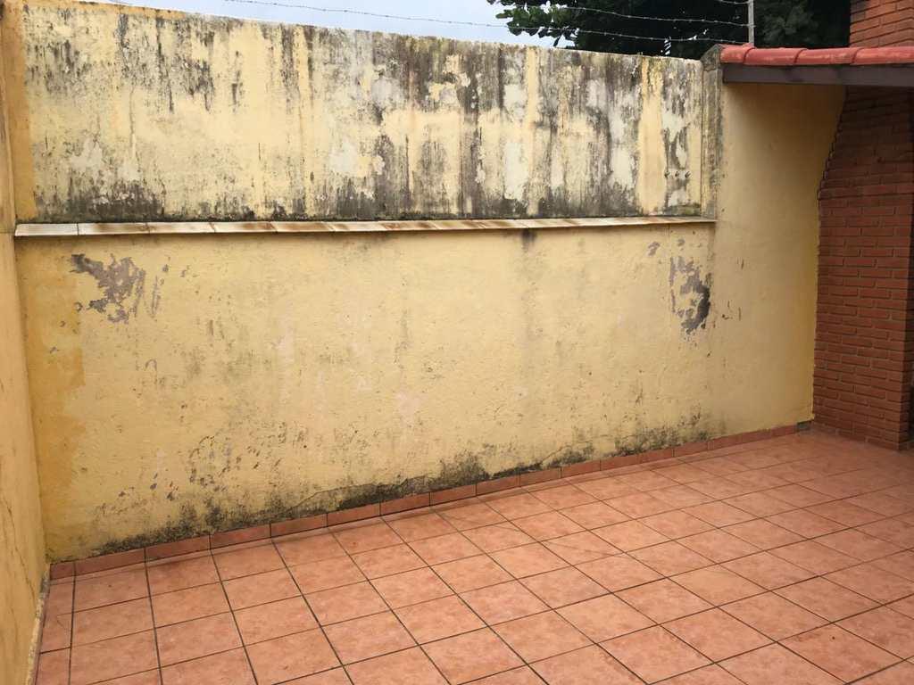 Casa em Itanhaém, no bairro Poço Praia dos Sonhos