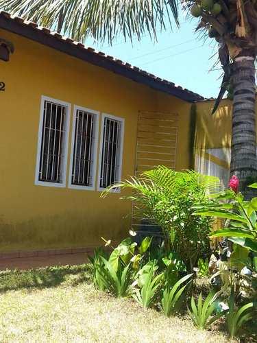Casa, código 764 em Itanhaém, bairro Poço Praia dos Sonhos