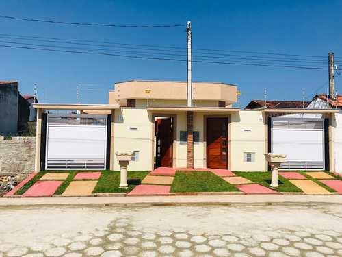 Casa, código 792 em Itanhaém, bairro Cibratel I