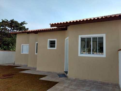 Casa, código 800 em Itanhaém, bairro Cibratel I