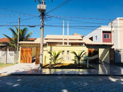 Casa, código 819 em Itanhaém, bairro Jardim Regina