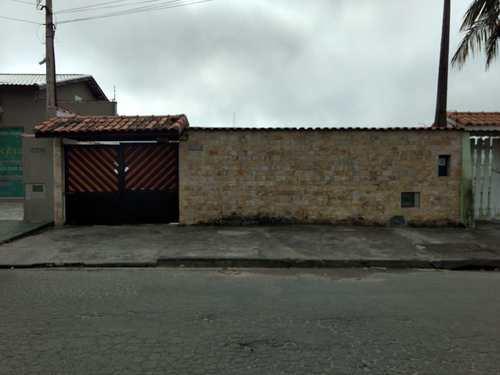 Casa, código 826 em Itanhaém, bairro Cibratel II