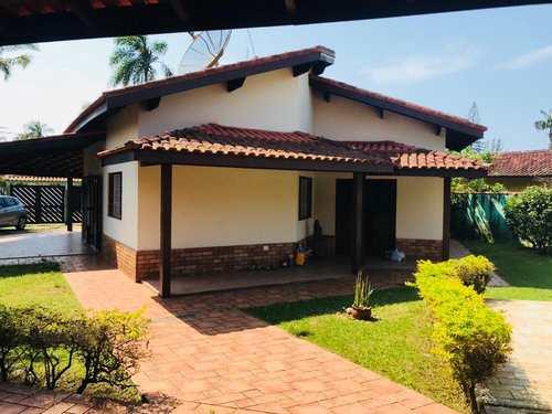 Casa, código 837 em Itanhaém, bairro Jardim S Fernando