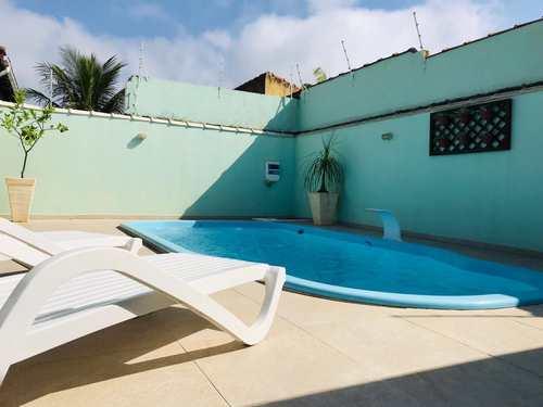 Casa, código 842 em Itanhaém, bairro Jardim Regina