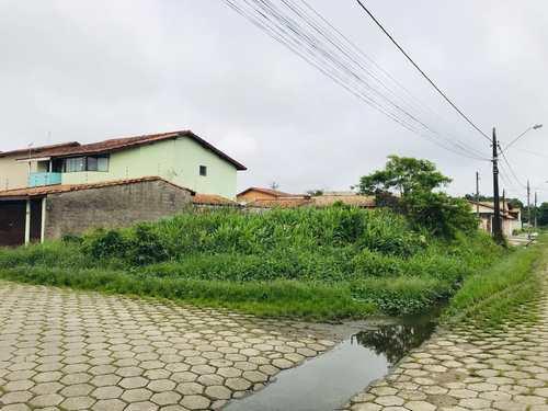 Terreno, código 855 em Itanhaém, bairro Cibratel I