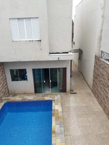 Casa, código 866 em Itanhaém, bairro Balneário Gaivotas