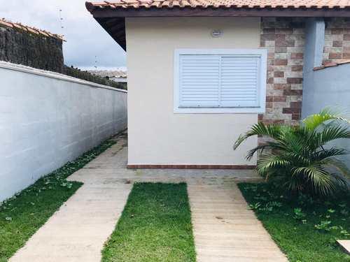 Casa, código 870 em Itanhaém, bairro Balneário Umuarama