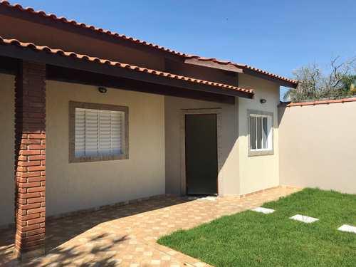 Casa, código 873 em Itanhaém, bairro Parque Augustus
