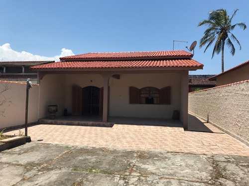 Casa, código 874 em Itanhaém, bairro Balneário Santa Júlia