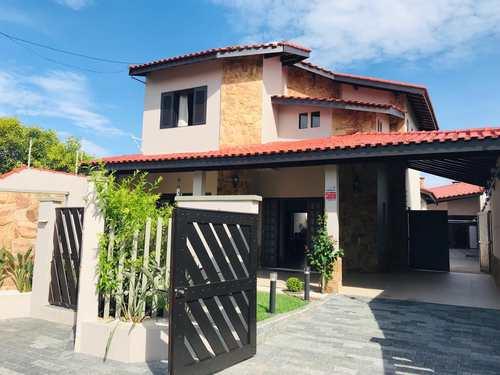 Casa, código 886 em Itanhaém, bairro Cibratel I