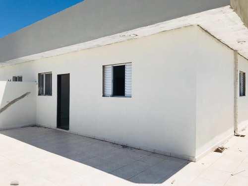 Casa, código 891 em Itanhaém, bairro Cibratel II