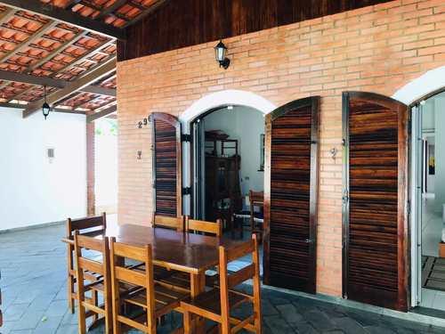 Casa, código 895 em Itanhaém, bairro Bopiranga