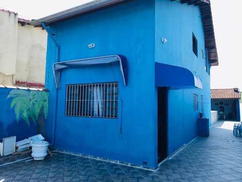 Casa, código 901 em Itanhaém, bairro Cibratel I