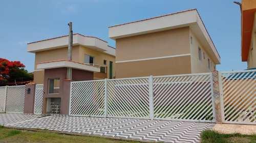 Casa, código 903 em Itanhaém, bairro Cibratel II