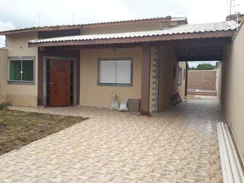 Casa, código 904 em Itanhaém, bairro Jardim das Palmeiras
