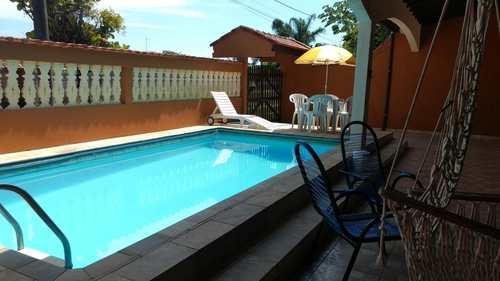 Casa, código 905 em Itanhaém, bairro Cibratel II