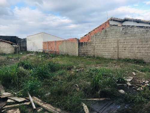 Terreno, código 907 em Itanhaém, bairro Cibratel II