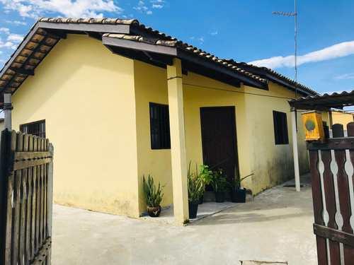 Casa, código 908 em Itanhaém, bairro Cibratel II