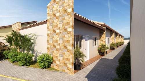 Casa, código 911 em Itanhaém, bairro Cibratel II