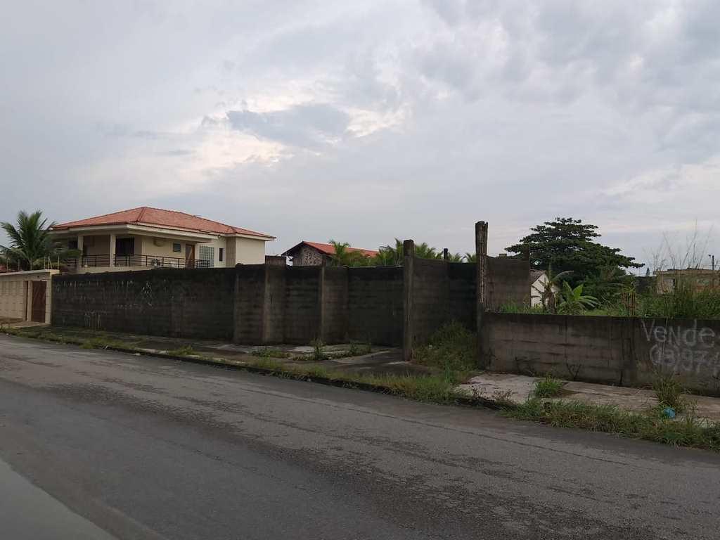 Terreno em Itanhaém, no bairro Balneário das Palmeiras