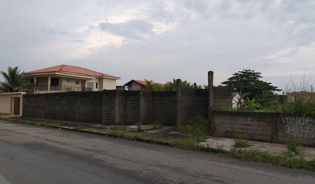 Terreno em Itanhaém, bairro Balneário das Palmeiras