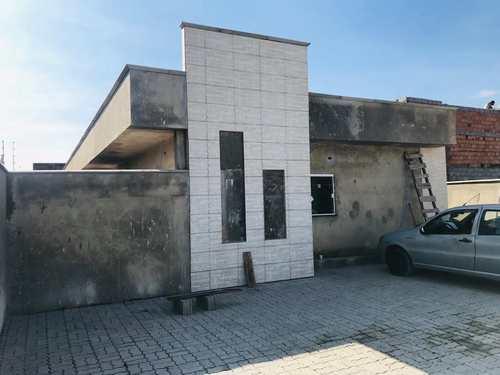 Casa, código 926 em Itanhaém, bairro Cibratel II