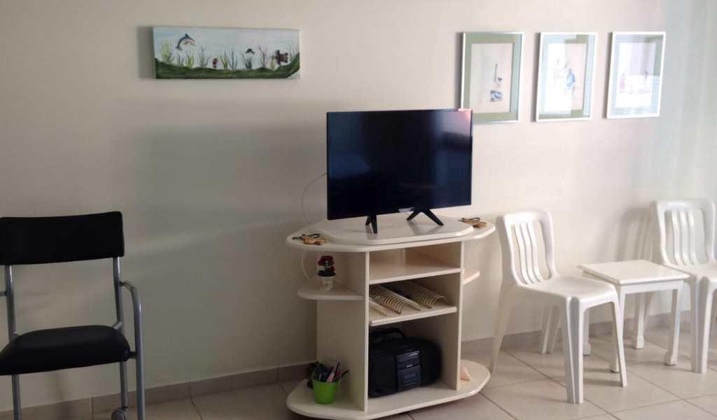 Apartamento em Itanhaém, bairro Jardim Satélite