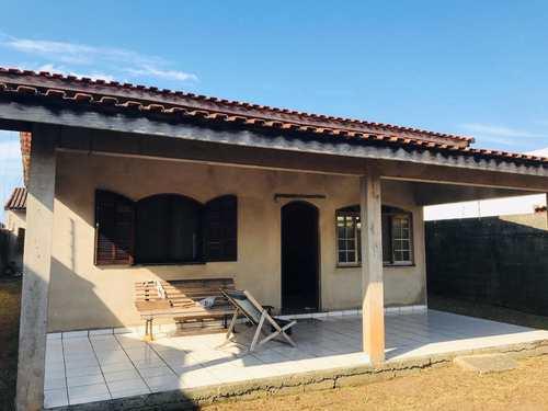 Casa, código 931 em Itanhaém, bairro Cibratel II