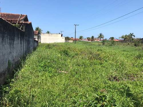 Terreno, código 944 em Itanhaém, bairro Cibratel II