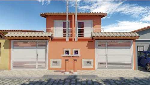 Casa, código 946 em Itanhaém, bairro Balneário Tupy