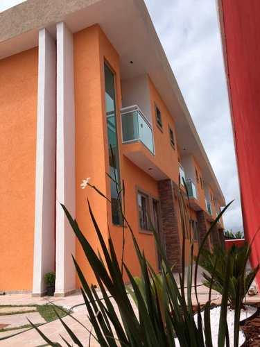 Casa, código 947 em Itanhaém, bairro Cibratel II