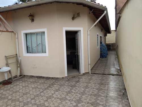 Casa, código 952 em Itanhaém, bairro Nova Itanhaém