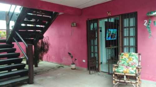 Casa, código 953 em Itanhaém, bairro Balneário Tupy