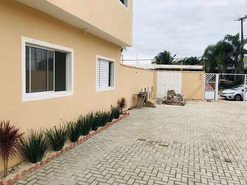 Casa, código 954 em Itanhaém, bairro Balneário das Palmeiras