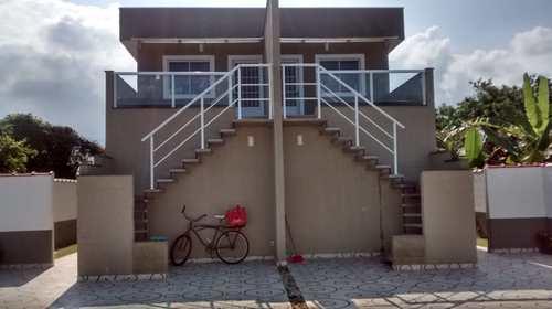 Casa, código 961 em Itanhaém, bairro Jardim América