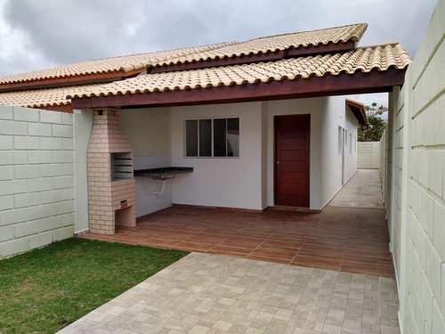 Casa, código 962 em Itanhaém, bairro Cibratel II