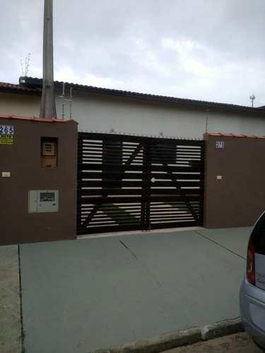 Casa, código 963 em Itanhaém, bairro Cibratel II