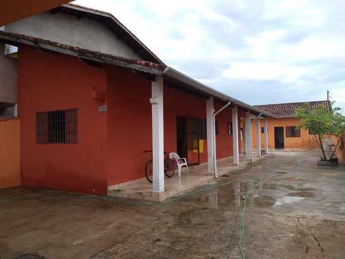 Casa, código 967 em Itanhaém, bairro Balneário Santa Júlia