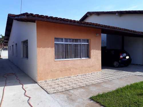 Casa, código 974 em Itanhaém, bairro Cibratel II